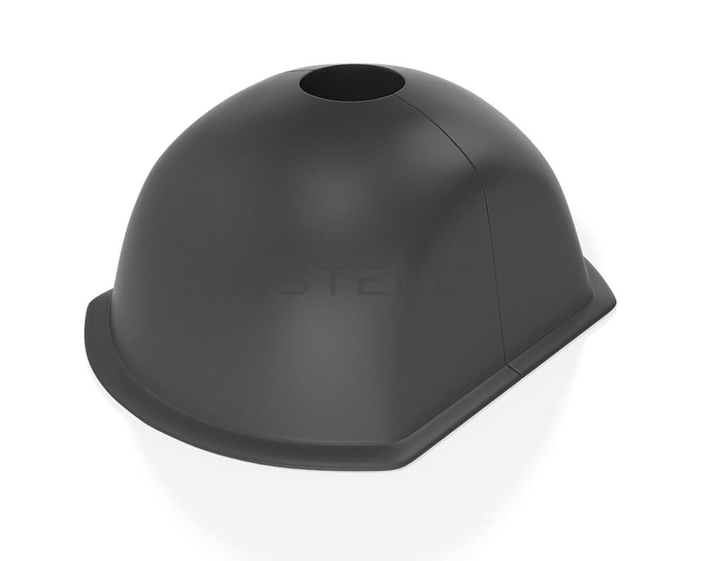 RORF Oval Rubber Formers