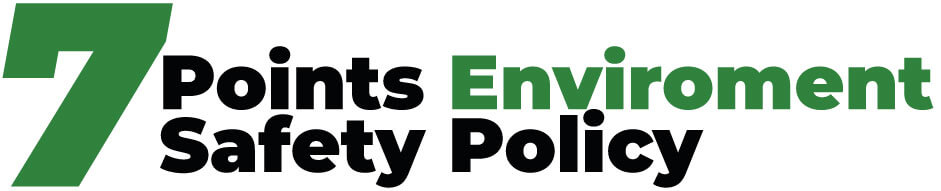 7-points-environment-safety-policy